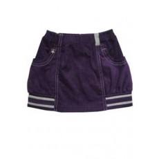 Вельветовая юбочка для девочки