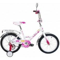 """Велосипед Black Aqua Фея 14"""", 1s 2017 (розовый)KG1415"""