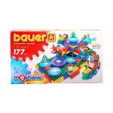 """Конструктор Bauer """"Карусель"""" 177 дет."""