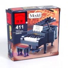 """Конструктор Brick """"Рояль (Пианино)"""" 141 дет"""