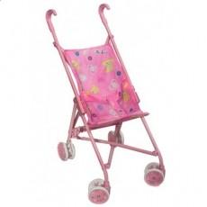 Коляска-трость для кукол с поворотными колесами арт. 9302W