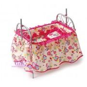 Кроватка для кукол Melogo 9375