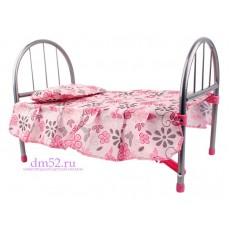 Кроватка для кукол Melogo 9342