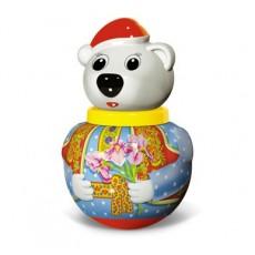 "Неваляшка мал. ""Белый медведь Тема"""