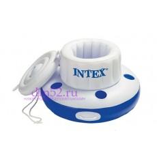 Надувной охлаждающий бар для напитков Intex 58820