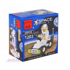 """Конструктор Brick """"Космос: Марсоход"""" 26 дет"""