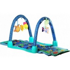 Развивающий коврик-трансформер для малышей Baby Gift 3039