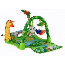 Развивающий коврик для малышей Baby Gift 3059