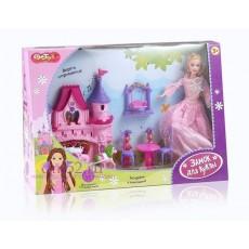 "Замок для куклы Dolly Toy ""Розовые мечты"""