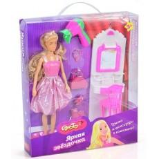"""Набор с куклой DollyToy """"Яркая звездочка"""""""
