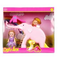 "Кукла DEFA Lucy ""В зоопарке"""