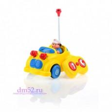 """Развивающая игрушка на р/у Малышарики """"Увлекательное путешествие: автомобиль"""""""