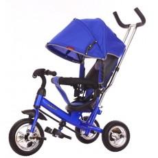 Велосипед 3кол. Start 10x8 EVA,синий