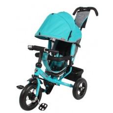 Велосипед 3кол. Comfort 12x10 AIR, бирюзовый