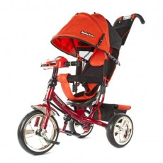Велосипед Moby Kids Comfort 950D-12/10 Red