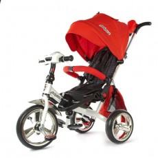 Велосипед Moby Kids Leader T40012/10Red (поворотное сиденье)