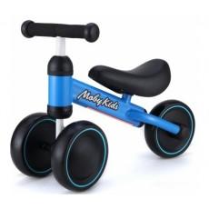 Беговел Moby Kids KidBike 3-х колесный, синий