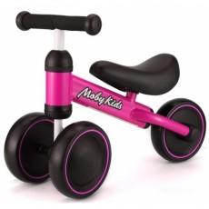 Беговел Moby Kids KidBike 3-х колесный, розовый