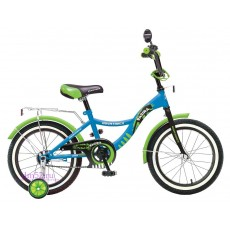 "Велосипед 16"" Novatrack S BAGIRA.BL6"