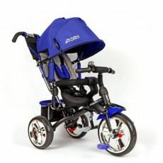 Велосипед Moby Kids Comfort-maxi 968SL12/10Blue