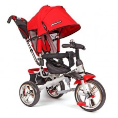 Велосипед Moby Kids Comfort-maxi 968SL12/10Red
