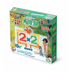 "Мозаика ""Маугли"" 105 фишек"