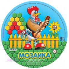 Мозаика круглая 0819