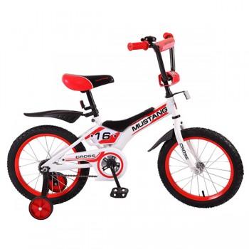 "Велосипед 16"" Mustang Cross ST16021-TR"