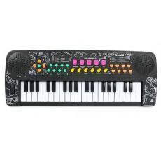 Синтезатор Губка Боб Музыкальные искры 37 клавиш