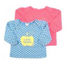 Блуза ясельная для девочки