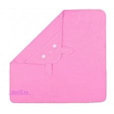 Простынка для купания К 8500/лососево-розовый1