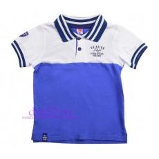 Рубашка-поло К 300207/синий шторм1 к92