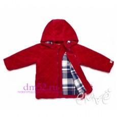 Куртка утепленая Емае 1-03 бордовый