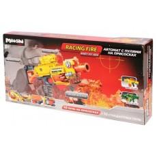 Автомат с пулями на присосках Mioshi Army Racing Fire