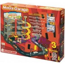 МЕГА гараж с дорогой 431207
