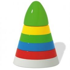 """Пирамидка  """"Ракета"""" большая"""