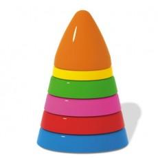 """Пирамидка """"Ракета"""" средняя"""