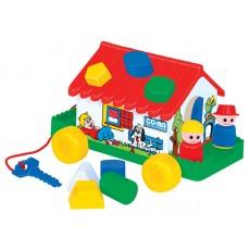Игровой дом (сетка)