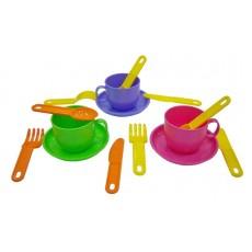 """Набор посуды """"Минутка"""" на 3 персоны"""