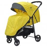"""Коляска детская """"ALFA"""" yellow"""