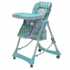 "Стол-стул ""PENNE"" tropic blue"