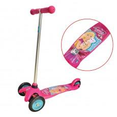 Cамокат 1Toy Barbie Т57618