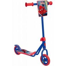 Самокат 2-х колёсный 1Toy Marvel Человек-паук Т58414