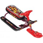 Снегокат Тимка Спорт-5 Граффити красный