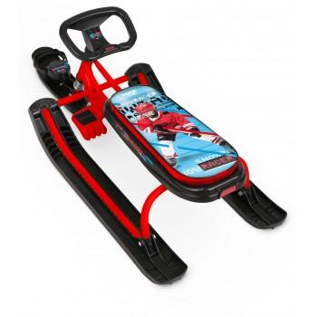 Снегокат Спорт 5 Хоккей/КРАСНЫЙ *1 h-290мм ТС5/Х