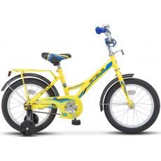 "Велосипед 14"" Stels  Talisman (9,5"" Жёлтый) арт.Z010"