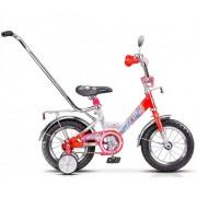 """Велосипед 12"""" Stels Magic (8"""" Красный/белый) арт.15"""