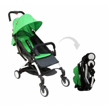 Прогулочная коляска Sweet Baby Mamma Mia Eilat (зелёный)