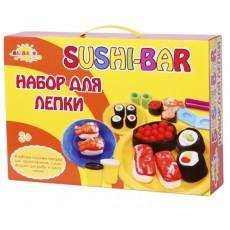 "Набор для лепки Altacto ""Волшебство кулинарии - Суши-бар"" 5 цветов"