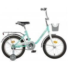 "Велосипед 16"" Novatrack MAPLE.GR7"